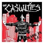 Cover CASUALTIES, made in nyc