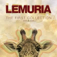 Cover LEMURIA, first collection
