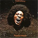 FUNKADELIC, maggot brain cover