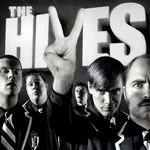 HIVES, black and white album cover