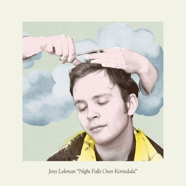 Cover JENS LEKMAN, night falls over kortedala
