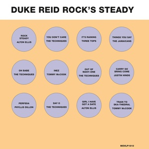 Cover V/A, duke reid´s rocksteady