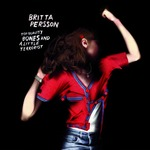Cover BRITTA PERSSON, top quality bones and a little terrorist