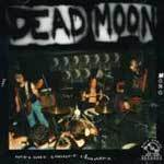 Cover DEAD MOON, nervous sooner