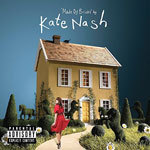Cover KATE NASH, made of bricks
