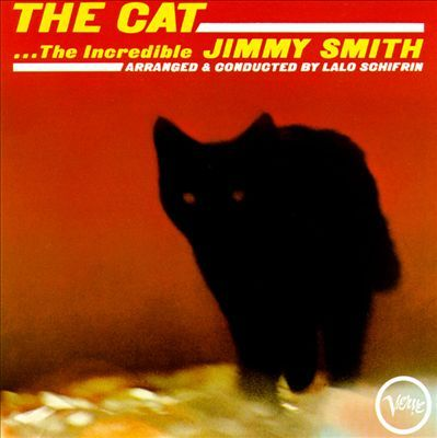 JIMMY SMITH, the cat cover