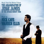 Cover NICK CAVE & WARREN ELLIS, the assassination of jesse james