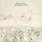 ROBERT WYATT, rock bottom cover