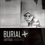 BURIAL, untrue cover