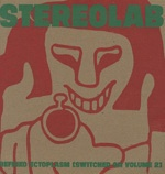 Cover STEREOLAB, refried ectoplasm