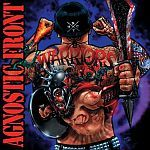 AGNOSTIC FRONT, warriors cover