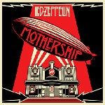 LED ZEPPELIN, mothership cover