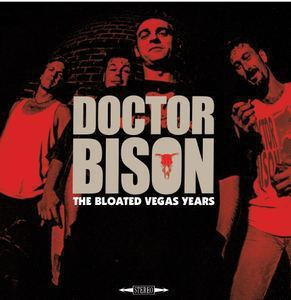Cover DOCTOR BISON, bloated vegas years (re-issue)