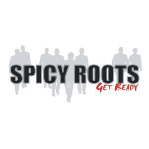 SPICY ROOTS, get ready cover