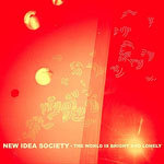 Cover NEW IDEA SOCIETY, the world is bright