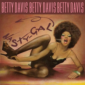 Cover BETTY DAVIS, nasty gal