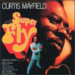 Cover CURTIS MAYFIELD, superfly