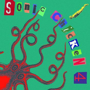 Cover SONIC CHICKEN 4, s/t