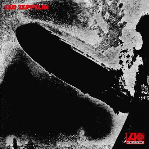 Cover LED ZEPPELIN, I (remastered)