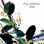 Cover V/A, pop ambient 2008
