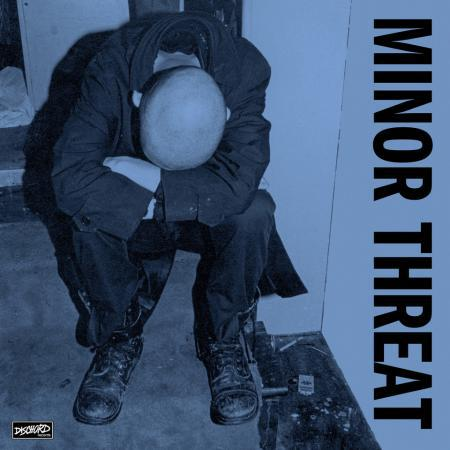 Cover MINOR THREAT, s/t