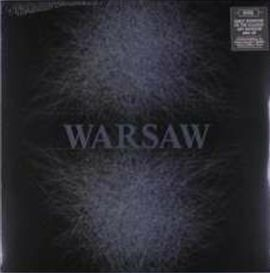 Cover WARSAW (JOY DIVISION), s/t