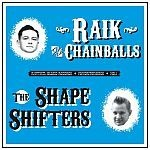 Cover RAIK & THE CHAINBALLS / SHAPE SHIFTERS, favoritenserie no. 1