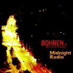 Cover BOHREN & DER CLUB OF GORE, midnight radio