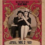 Cover REVEREND BEAT-MAN, surreal folk blues gospel trash # 2