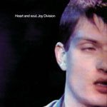 Cover JOY DIVISION, heart and soul