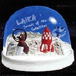 Cover LAIKA, sounds of the satellites