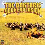 DAKTARIS, soul explosion cover