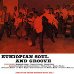 V/A, ethiopian soul and groove cover