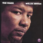 Cover WILLIE HUTCH, mack - o.s.t.