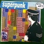 SUPERPUNK, why not? cover