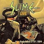 SLIME, live pankehallen 21.01.1984 cover