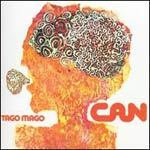 CAN, tago mago cover