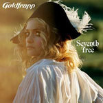 Cover GOLDFRAPP, seventh tree