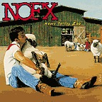 Cover NOFX, heavy petting zoo