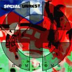 SOCIAL UNREST, new lows cover