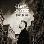 Cover BILLY BRAGG, mr. love & justice