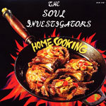 Cover SOUL INVESTIGATORS, home cooking