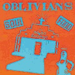 Cover OBLIVIANS, soul food