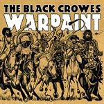 BLACK CROWES, warpaint cover