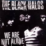 BLACK HALOS, we are not alone cover