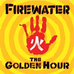 FIREWATER, golden hour cover