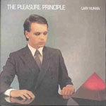 GARY NUMAN, pleasure principle cover