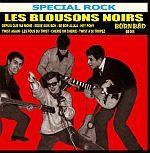 LES BLOUSONS NOIRS, special rock cover