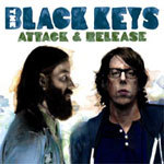 Cover BLACK KEYS, attack and release