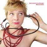 BERNADETTE LA HENGST, machinette cover